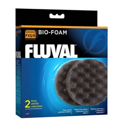 Small Image of Fluval FX5/FX6 Bio Foam Pads (2pcs)