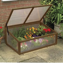 Small Image of Gardman Wooden Cold Frame (08895)