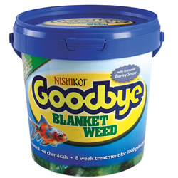 Small Image of Nishikoi Goodbye Blanket Weed 10x25g