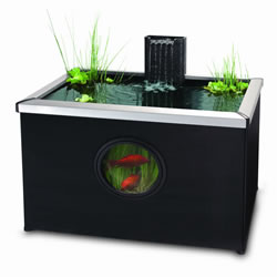 Small Image of Blagdon Affinity Pool Rectangle - Black
