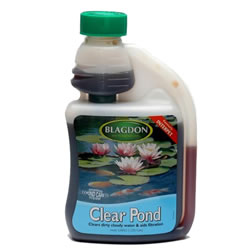 Small Image of Blagdon Clear Pond 1000ml