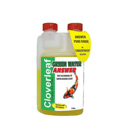 Small Image of Cloverleaf Green Water Answer 1L