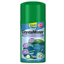 Small Image of Tetra Pond CrystalWater 500ml