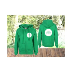 Small Image of Green Goddess Hoodie