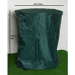 Small Image of Heavyweight Raincover, Weather Cover For Barbecue, Shredder, Stacking Chair, Firepit