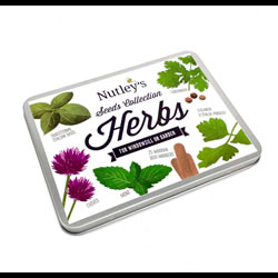 Small Image of Nutley's Herb Seeds Collection Gift Tin