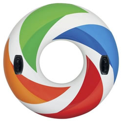 Small Image of Intex Color Whirl Tube for Swimming Pools (58202EU)