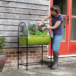 Extra image of Haxnicks Vigoroot Easy Table Garden Raised Bed