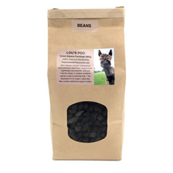 Small Image of Nutley's Lou's Poo Beans Alpaca Poo 400g Soil Enhancer High in NPK