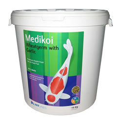 Small Image of NT Labs Medikoi Wheatgerm With Garlic 10kg