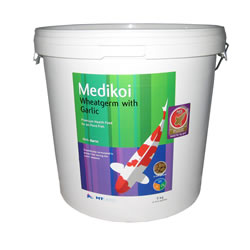 Small Image of NT Labs Medikoi Wheatgerm With Garlic 5kg