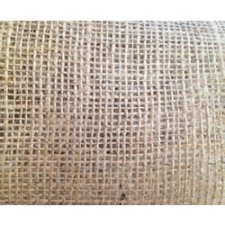 Small Image of 5m Nutley's 7oz Hessian Jute Sacking Fabric Material - 137cm