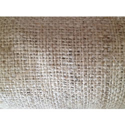 Small Image of 10m x 1.83m Nutleys Hessian Fabric 197 x 72
