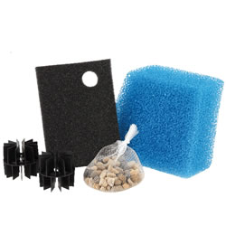 Small Image of Oase Filtral 2500 Replacement Filter Set
