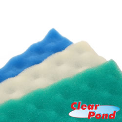 Small Image of Oasis Clear Pond 25 Filter Foam Set