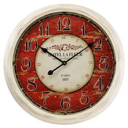 Small Image of Grenoble Outdoor Wall Clock