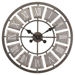Image Of Lincoln Wall Clock