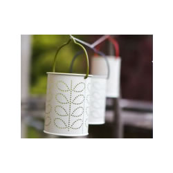 Small Image of Tealight lantern - green