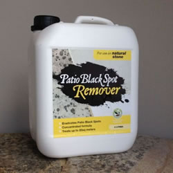 Small Image of Patio Black Spot Remover for Natural Stone - 2 Litres