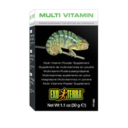 Small Image of Exo Terra Multi Vitamin Supplement 30g