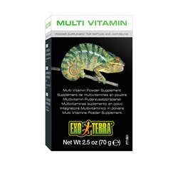 Small Image of Exo Terra Multi Vitamin Supplement 70g