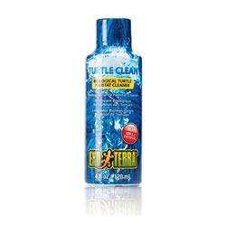 Small Image of Exo Terra Turtle Clean Water Conditioner 120ml