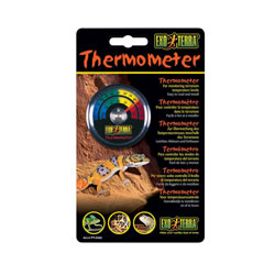 Small Image of Exo Terra Analogue Thermometer