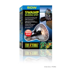 Small Image of Exo Terra Swamp Basking Spot Bulb 50W