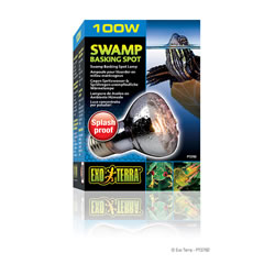 Small Image of Exo Terra Swamp Basking Spot Bulb 100W
