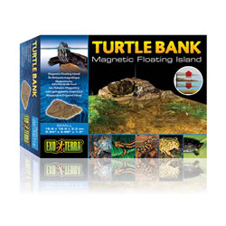 Small Image of Exo Terra Turtle Bank Magnetic Floating Island Small