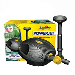 Small Image of Laguna Powerjet 5000 Fountain Pump
