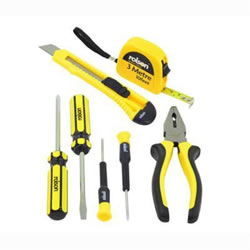 Small Image of Rolson 7pc DIY Tool Kit