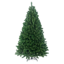 Small Image of Tree Classics 3m (10ft) Green Arctic Spruce Artificial Christmas Tree (120-1842-351)