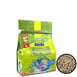 Small Image of Tetra Pond Sticks 4L (450g)
