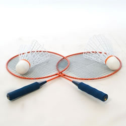 Small Image of Traditional Garden Games Monster Badminton Set (052)
