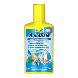 Small Image of Tetra AquaSafe 100ml