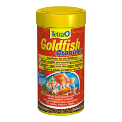 Small Image of Tetra Goldfish Granules 80g