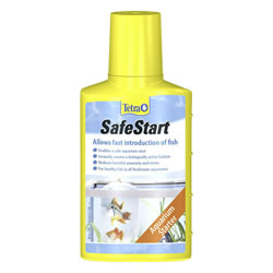 Small Image of Tetra SafeStart 100ml