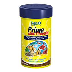 Small Image of Tetra Prima Mini Granules 45g