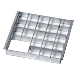 Small Image of Apollo Galvanised Steel Grid Insert