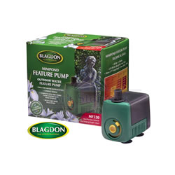 Small Image of Blagdon MiniFeature Pump 550 Outdoor 10m