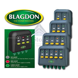 Small Image of Blagdon Powersafe Switches 4 WAY