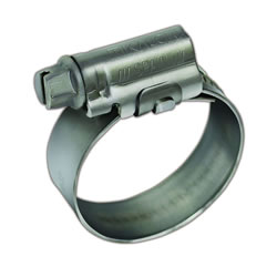 Small Image of Stainless Steel Hose Clips 32mm