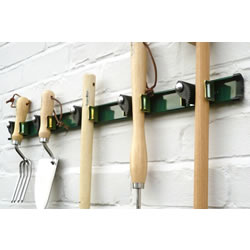 Small Image of Burgon & Ball Jammer Tool Rack: Grips Tools Easily & Securely