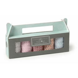 Small Image of Sophie Conran Striped Candy Twine Collection by Burgon & Ball