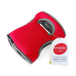 Small Image of Brand New Garden Knee Pads - Poppy