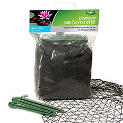 Small Image of Blagdon Cover Net Black 6x3m