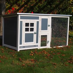Small Image of Hybrid Cube Chicken Coop & Run