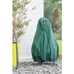 Small Image of La Hacienda Small Deluxe Chiminea Raincover