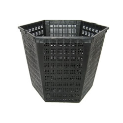 Small Image of Finofil Hexagonal Pond Basket 18cm